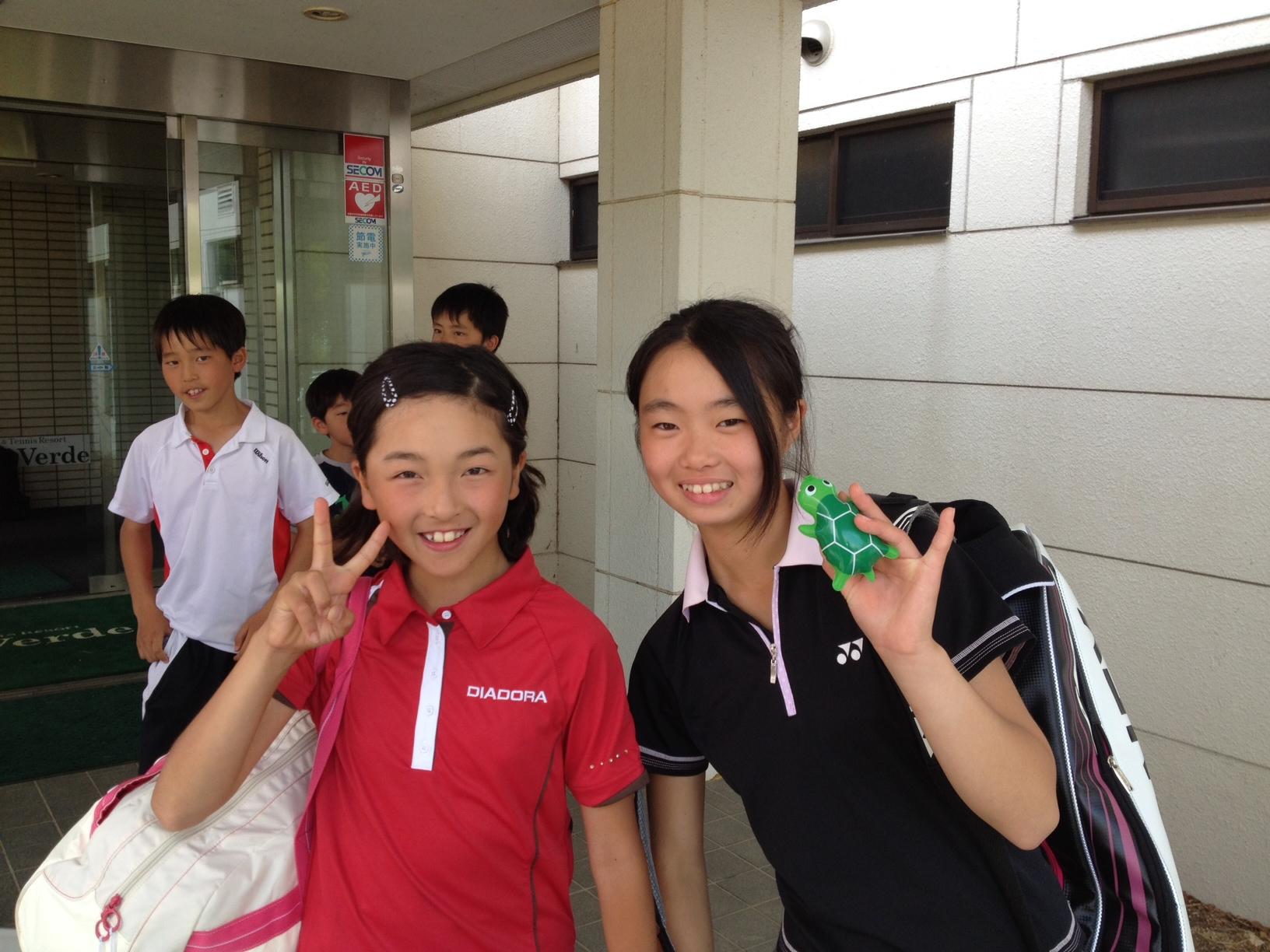 関東小学生4 関東小学生4 | ClubVerde | クラブヴェルデ(旧パパステニスクラブ)